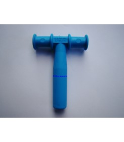 Chewy tube blue