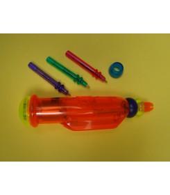 WiggleR motorized pen