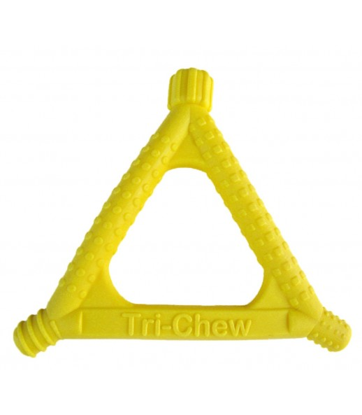 TRI CHEW GRABBER SOFT yellow