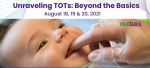 TALK TOOLS WORKSHOPS Unraveling TOTs: Beyond the Basics